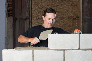 Concrete masonry with a reduced carbon footprint can now be specified.